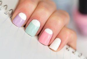 Гарний літній манікюр, Вибираємо дизайн нігтів 19