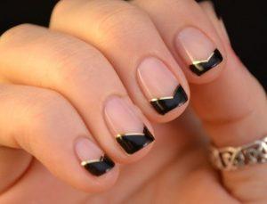 Гарний літній манікюр, Вибираємо дизайн нігтів 2