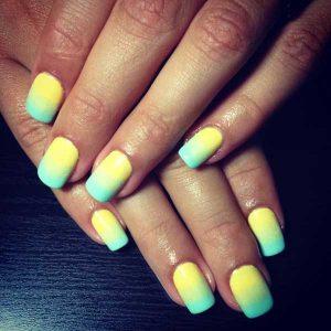 Гарний літній манікюр, Вибираємо дизайн нігтів 22