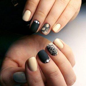 Гарний літній манікюр, Вибираємо дизайн нігтів 25