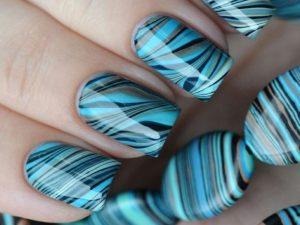 Гарний літній манікюр, Вибираємо дизайн нігтів 29