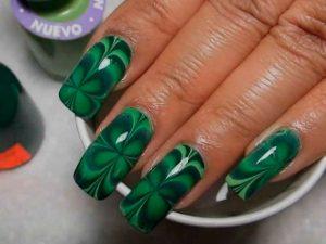 Гарний літній манікюр, Вибираємо дизайн нігтів 30