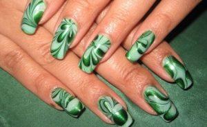 Гарний літній манікюр, Вибираємо дизайн нігтів 31