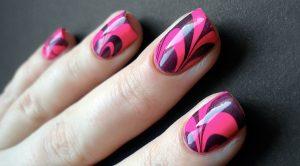 Гарний літній манікюр, Вибираємо дизайн нігтів 32