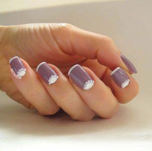 Гарний літній манікюр, Вибираємо дизайн нігтів 6