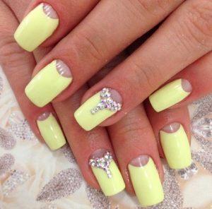 Гарний літній манікюр, Вибираємо дизайн нігтів 7