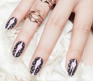 Гарний літній манікюр, Вибираємо дизайн нігтів 8