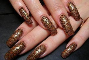 Гарний літній манікюр, Вибираємо дизайн нігтів 9