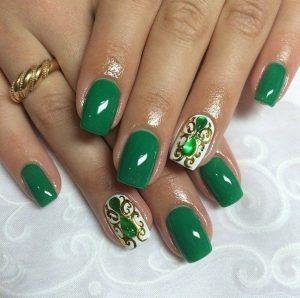 Гарний літній манікюр, Вибираємо дизайн нігтів