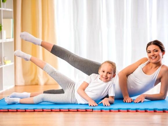 Ранкова гімнастика для дітей
