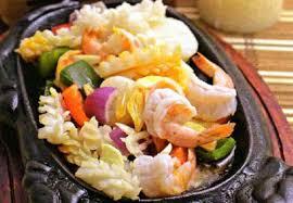 Рецепт приготування морепродуктів