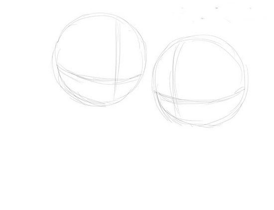 Як намалювати олівцем людей схеми для початківців 28