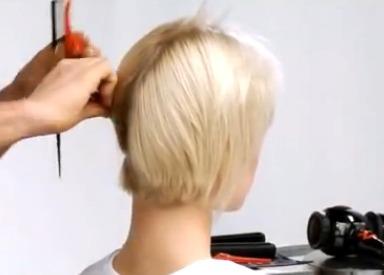 Зачіски на волосся. Як зробити об'ємні зачіски 1