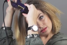 Зачіски на волосся. Як зробити об'ємні зачіски 10