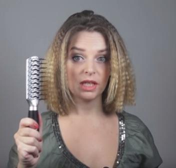 Зачіски на волосся. Як зробити об'ємні зачіски 11