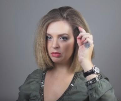 Зачіски на волосся. Як зробити об'ємні зачіски 12