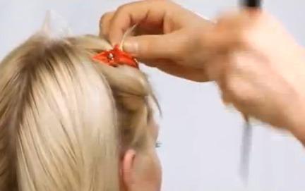 Зачіски на волосся. Як зробити об'ємні зачіски 2