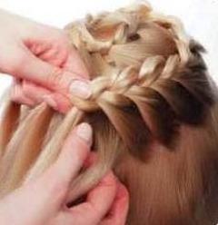 Зачіски на волосся. Як зробити об'ємні зачіски 22