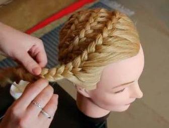 Зачіски на волосся. Як зробити об'ємні зачіски 24