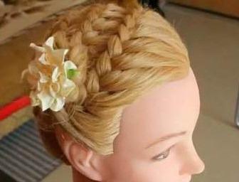 Зачіски на волосся. Як зробити об'ємні зачіски 25
