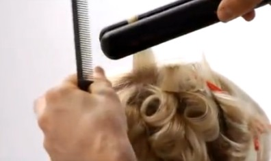 Зачіски на волосся. Як зробити об'ємні зачіски 5
