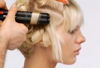 Зачіски на волосся. Як зробити об'ємні зачіски 6