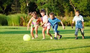 Літні ігри для дорослих та дітей
