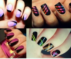 Літній дизайн нігтів – модні тенденції 1