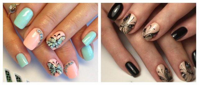 Літній дизайн нігтів – модні тенденції 12