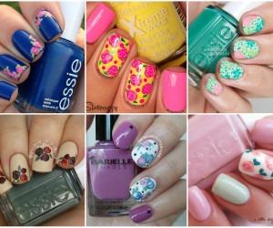 Літній дизайн нігтів – модні тенденції 2