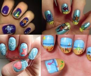 Літній дизайн нігтів – модні тенденції 3