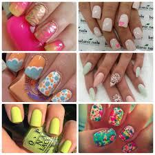 Літній дизайн нігтів – модні тенденції 5