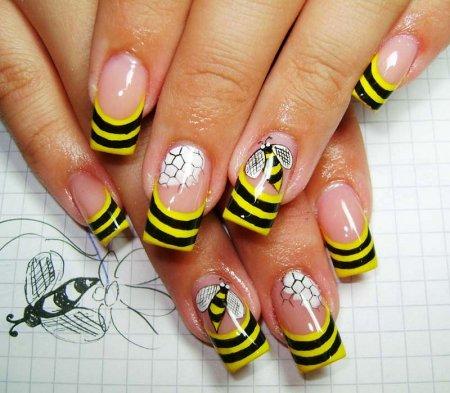 Літній дизайн нігтів – модні тенденції 7