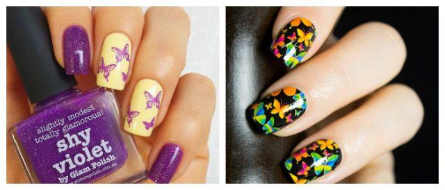 Літній дизайн нігтів – модні тенденції 9