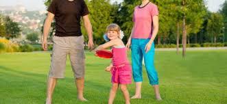 Літній спорт для всієї родини