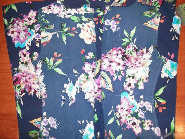 Літня сукня своїми руками – як зшити 18