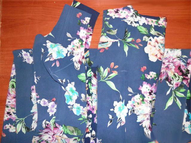 Літня сукня своїми руками – як зшити 19