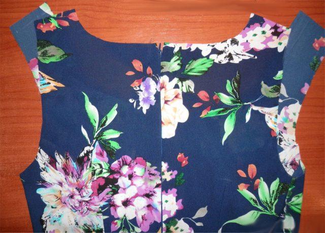 Літня сукня своїми руками – як зшити 22