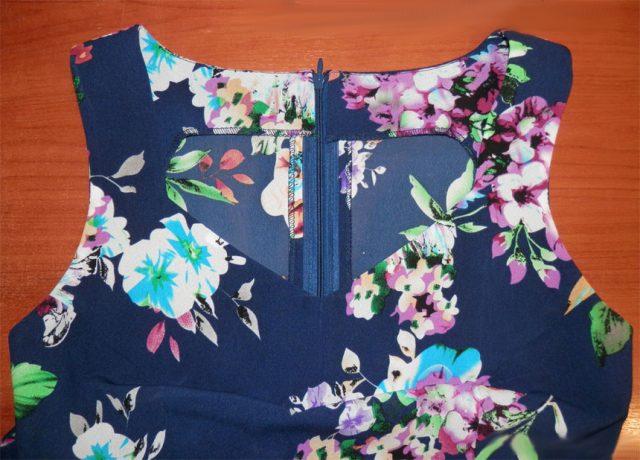 Літня сукня своїми руками – як зшити 23