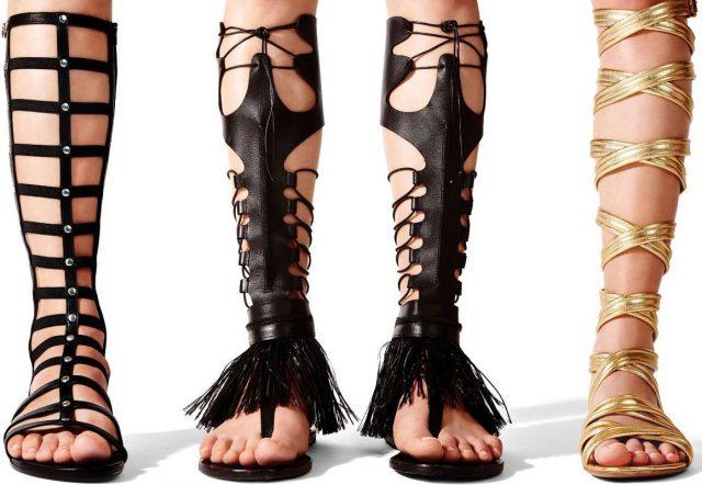 Модне літнє взуття 2016 11