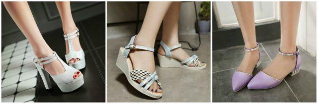 Модне літнє взуття 2016 2