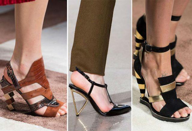 Модне літнє взуття 2016 3