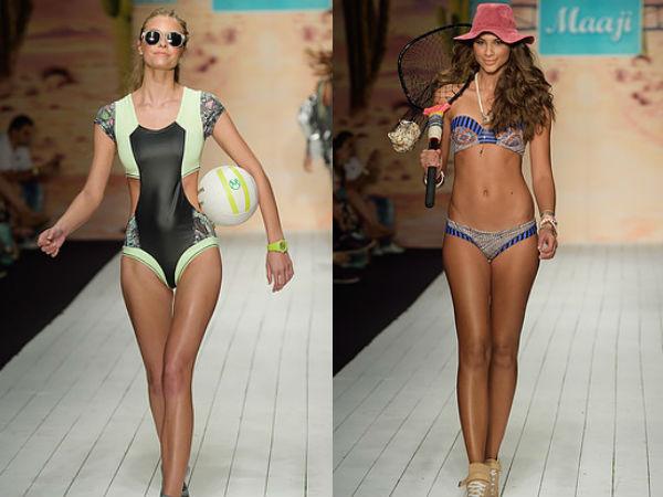 Модні літні купальники 2016 тенденції пляжної моди 2