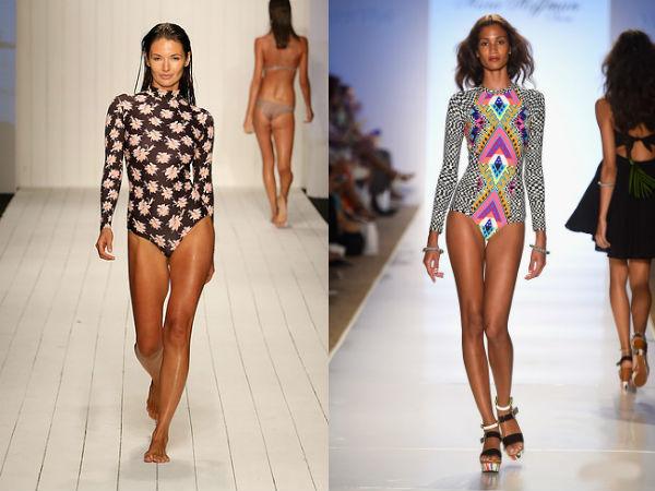 Модні літні купальники 2016 тенденції пляжної моди 4