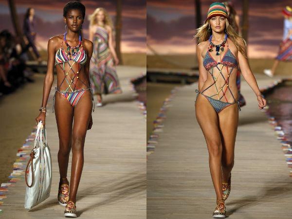 Модні літні купальники 2016 тенденції пляжної моди 7