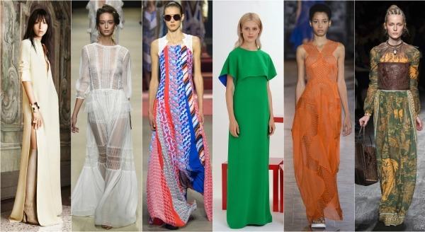 Наймодніші літні плаття в 2016 році  тренди 7c8c5a5bcd0f6