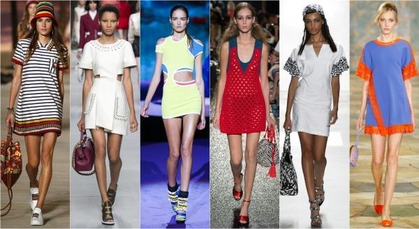 Наймодніші літні плаття в 2016 році тренди, новинки 3
