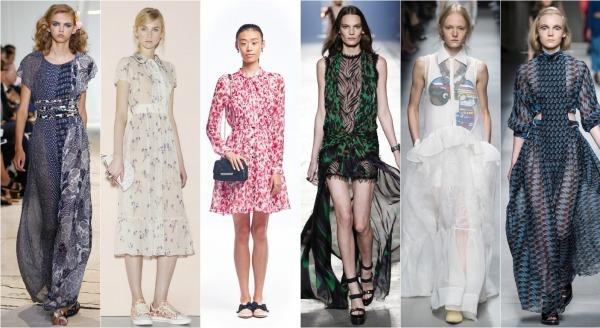 Наймодніші літні плаття в 2016 році тренди, новинки 4