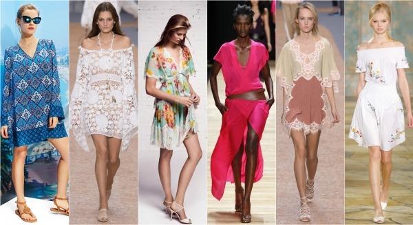 Наймодніші літні плаття в 2016 році тренди, новинки 6