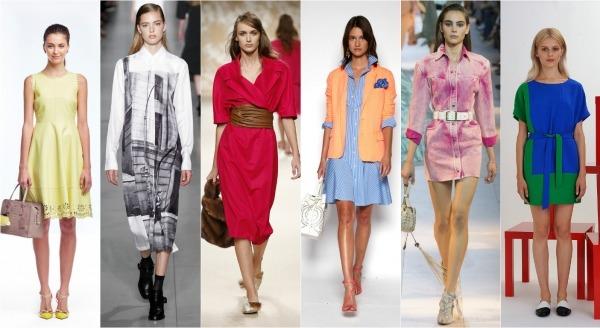 Наймодніші літні плаття в 2016 році тренди, новинки 7